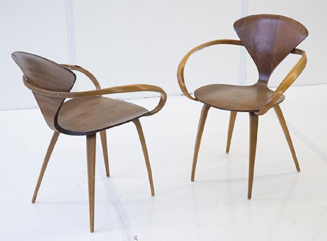 "Norman Cherner ""Cherner Chairs"" - 8"