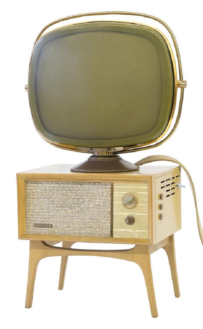"Vintage Philco ""Predicta"" Television"