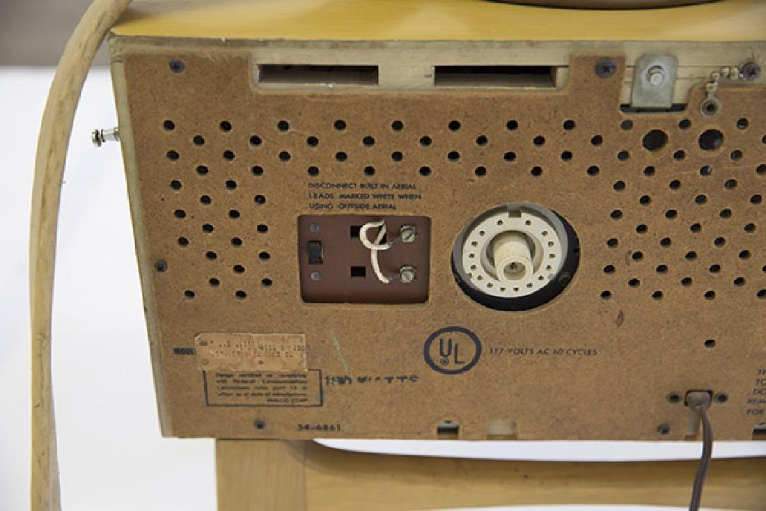 "Vintage Philco ""Predicta"" Television - 7"
