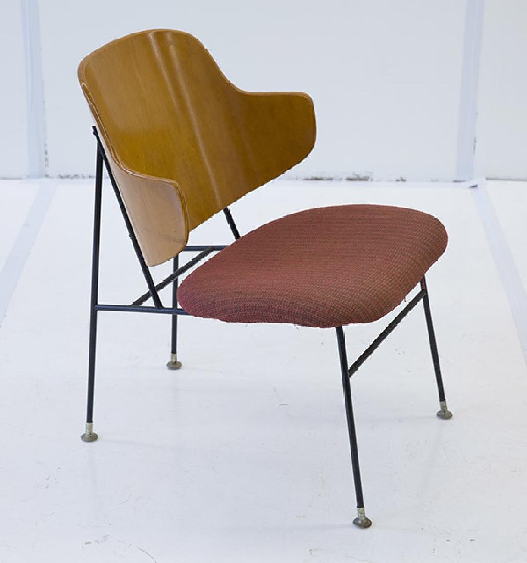Ib Kofod Larsen Penguin Chair - 4