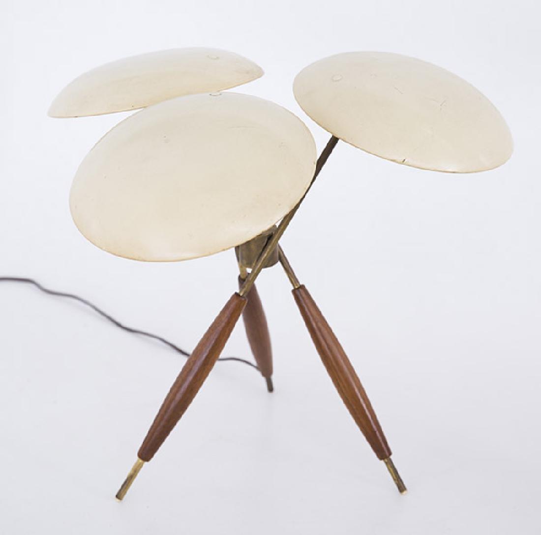 Gerald Thurston Tripod Table Lamp - 9