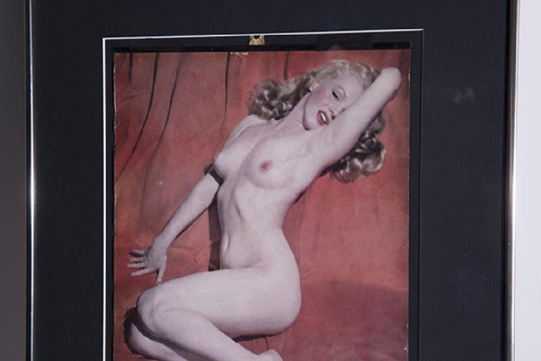Marilyn Monroe Advertising Calendar - 3