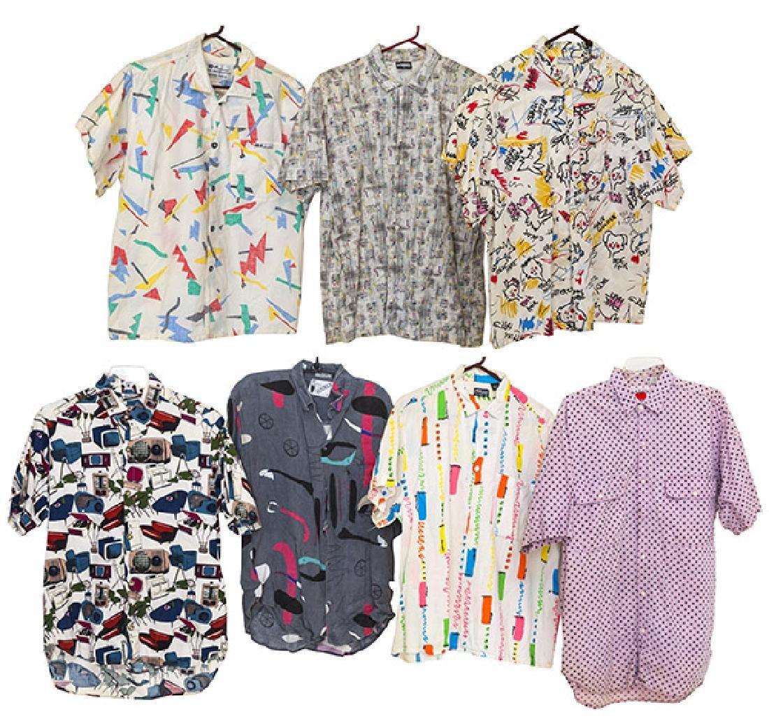 Vintage Button-down Shirts