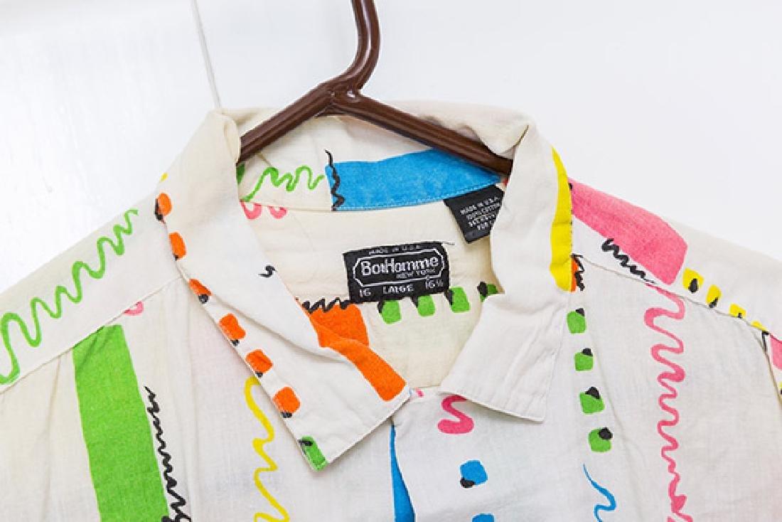 Vintage Button-down Shirts - 3