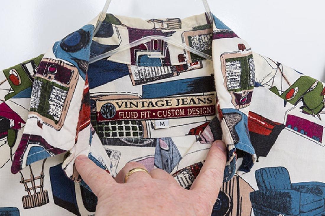 Vintage Button-down Shirts - 5