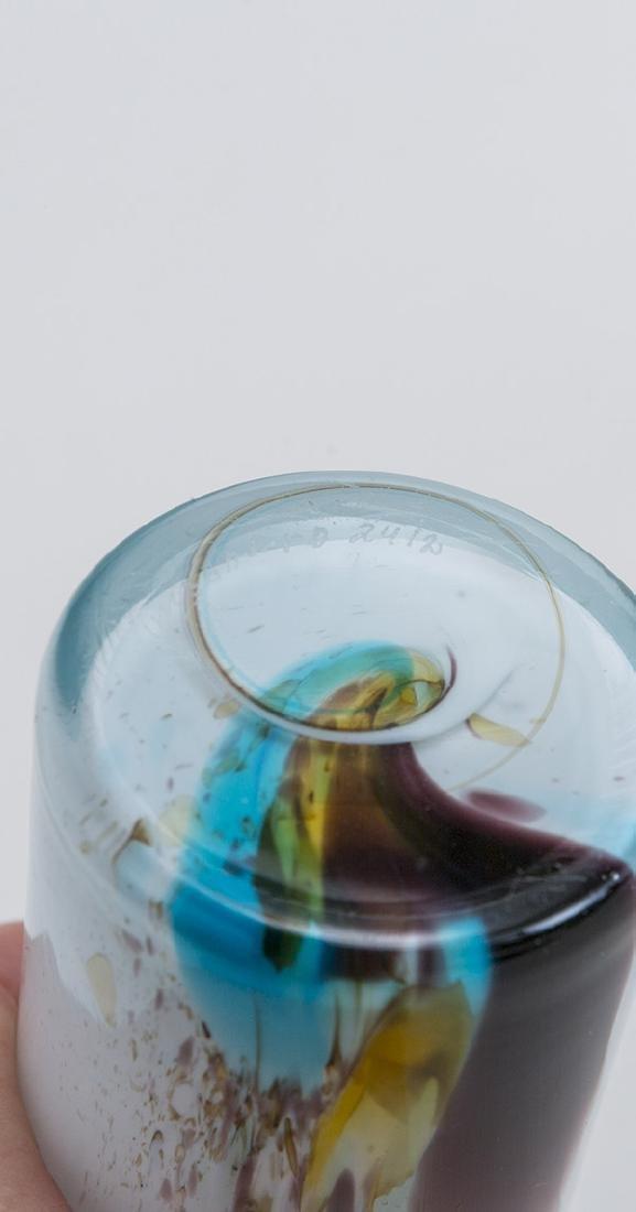 """Per Lutken """"Casade Series"""" Vase - 6"""