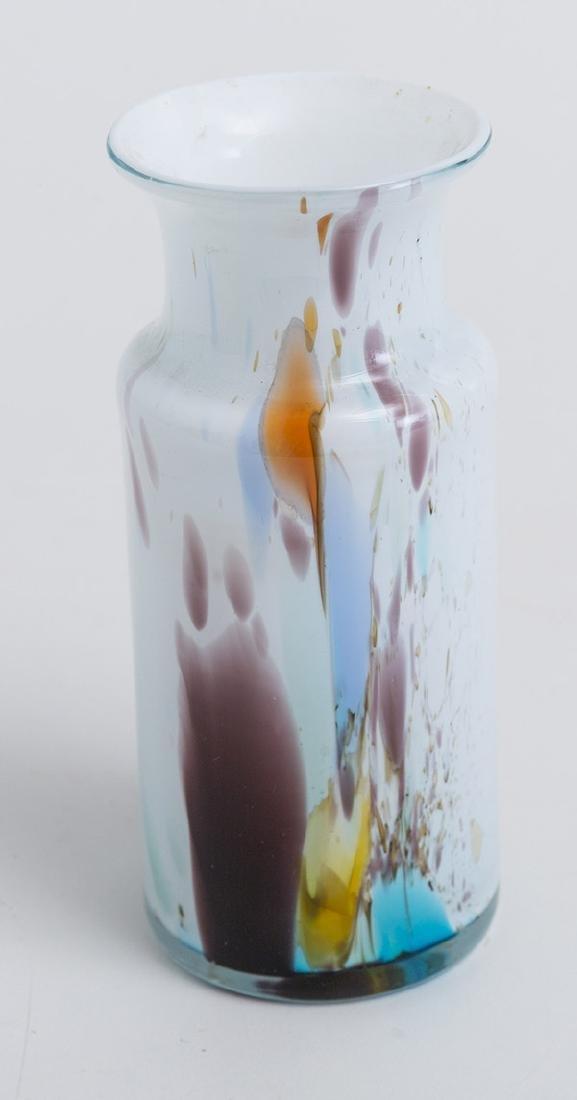 """Per Lutken """"Casade Series"""" Vase - 7"""