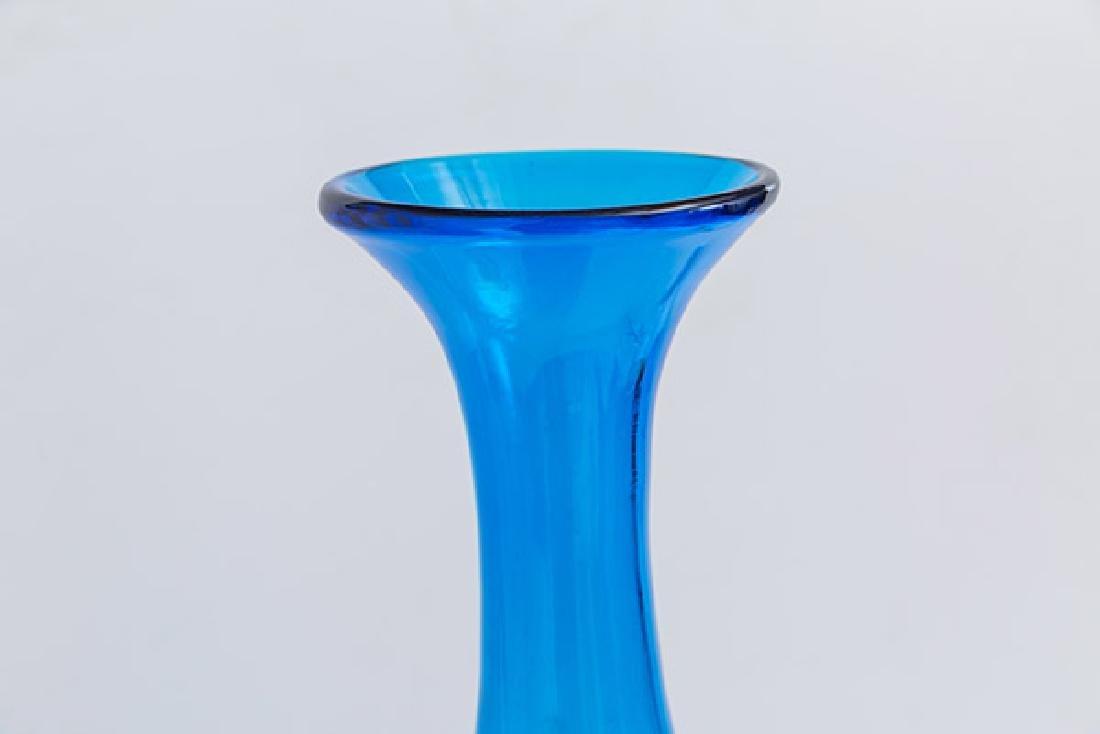 Wayne Husted Blenko Vase - 2