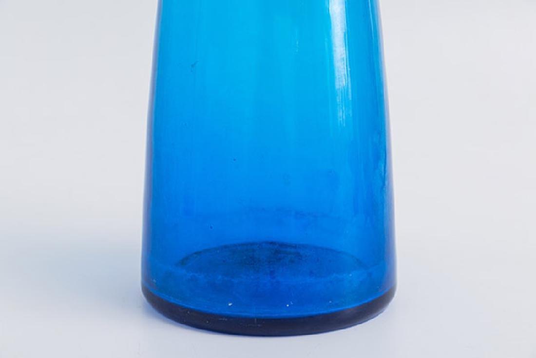 Wayne Husted Blenko Vase - 6