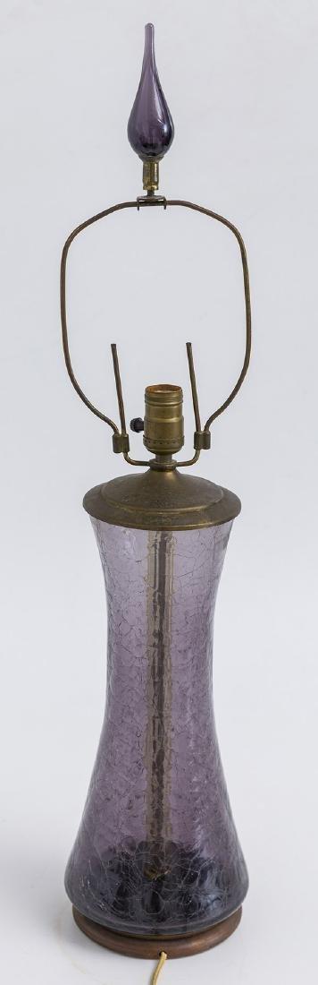 Blenko Table Lamp - 4