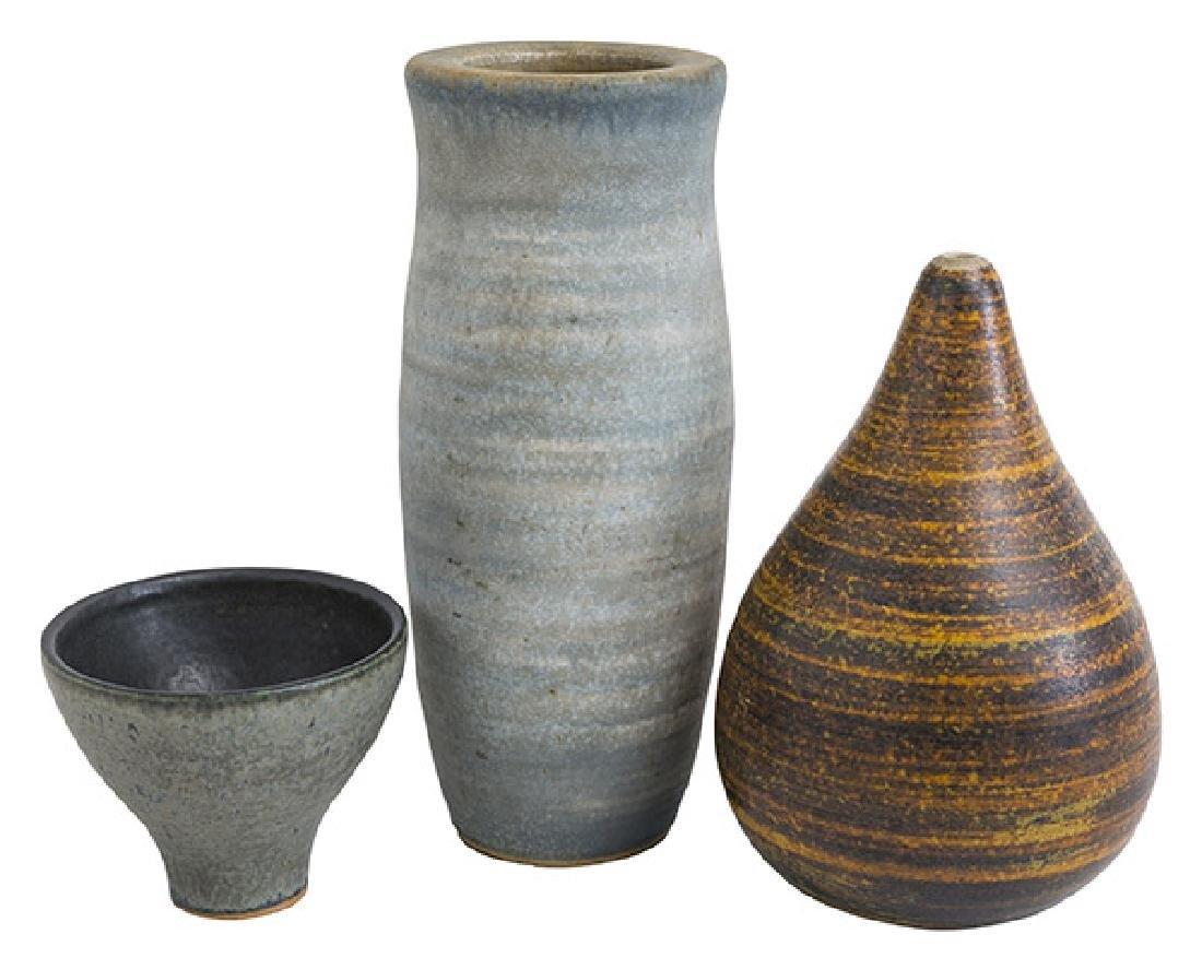 Gerret, Sera Jr., Gerret Pottery
