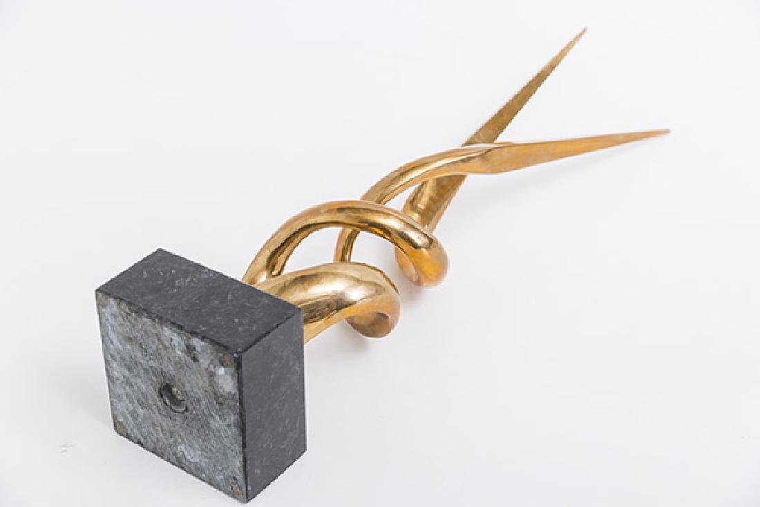 Kieff Antonio Grediaga (Born 1936) Bronze - 10