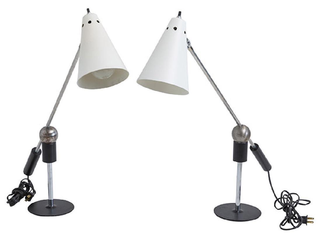 Gilbert Watrous Table Lamps