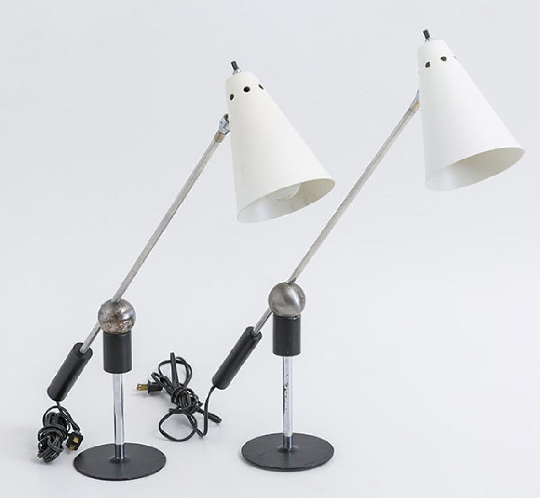 Gilbert Watrous Table Lamps - 2