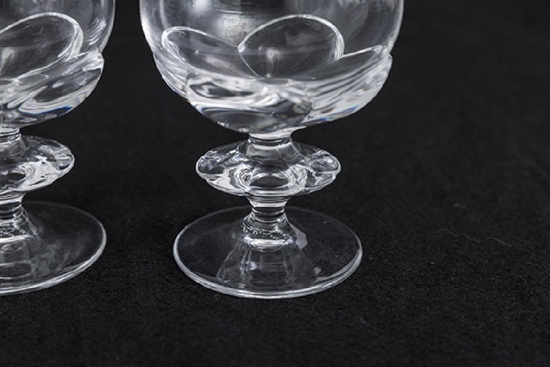 Lalique glasses - 2