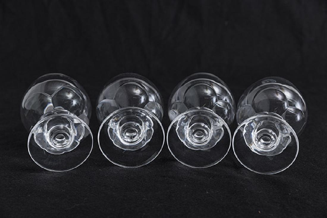 Lalique glasses - 3