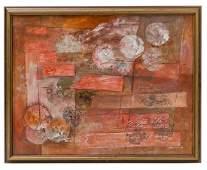 James (Jim) Branciccio (b. 1940) Oil (Cincinnati,