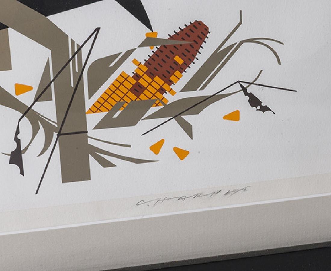 Charley Harper (1922-2007) serigraph (Cincinnati, Ohio) - 3