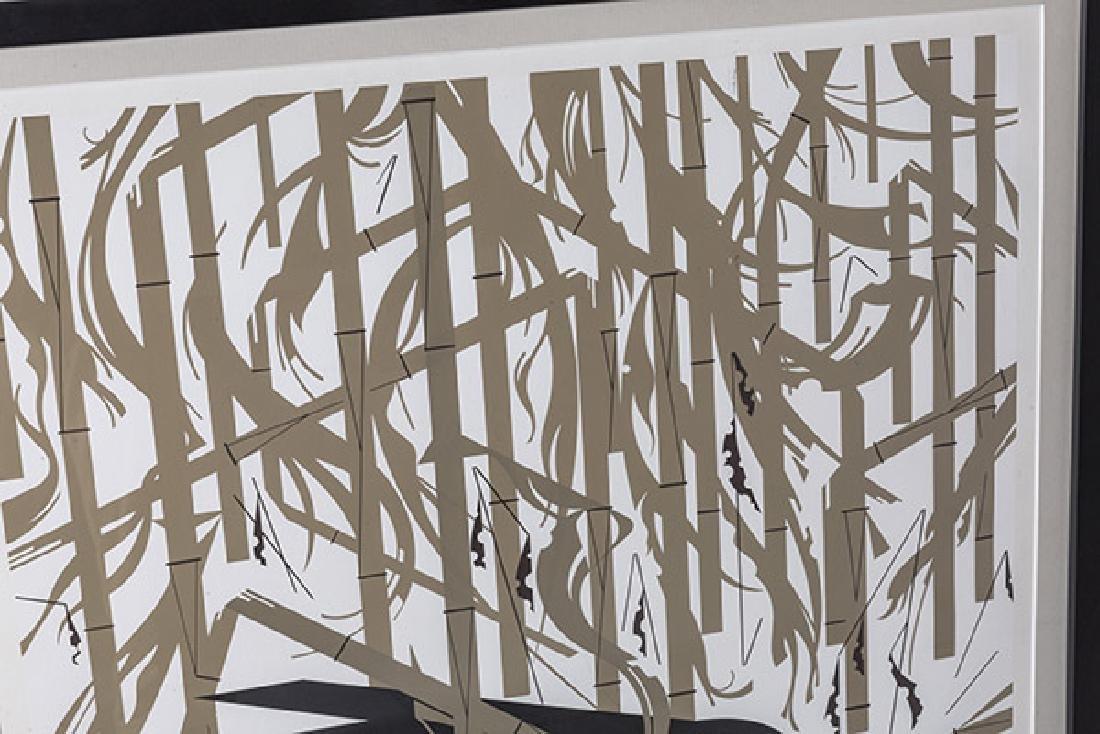 Charley Harper (1922-2007) serigraph (Cincinnati, Ohio) - 5