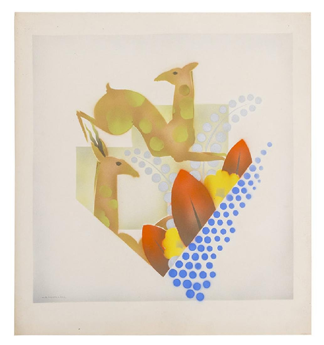 William Ernest (WE) Hentschel Airbrush (Cincinnati)