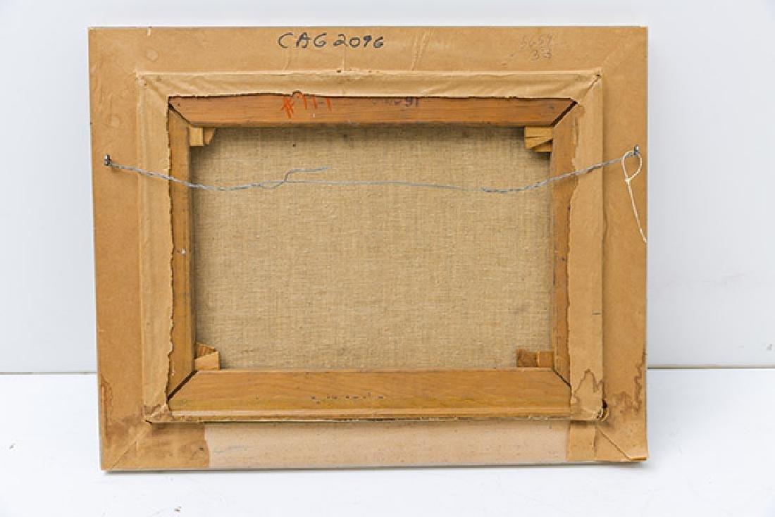 Orrin Draver (1895-1964) Oil (Indiana, Nebraska) - 5