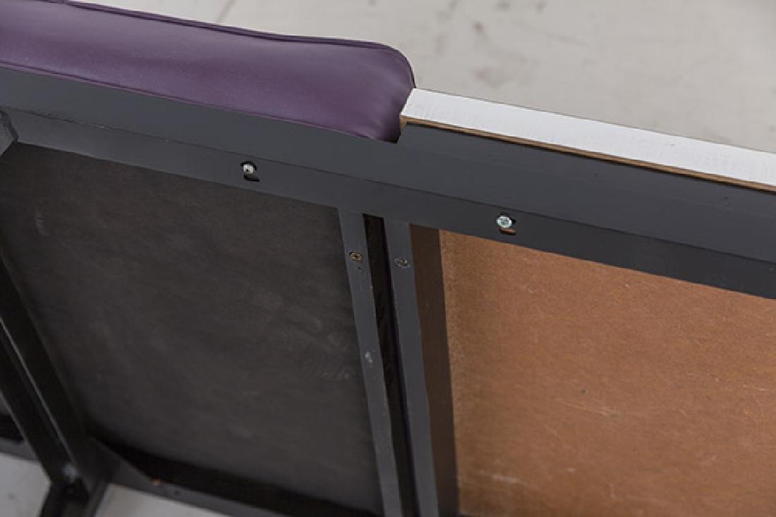 George Nelson & Associates Steel Frame Bench - 6