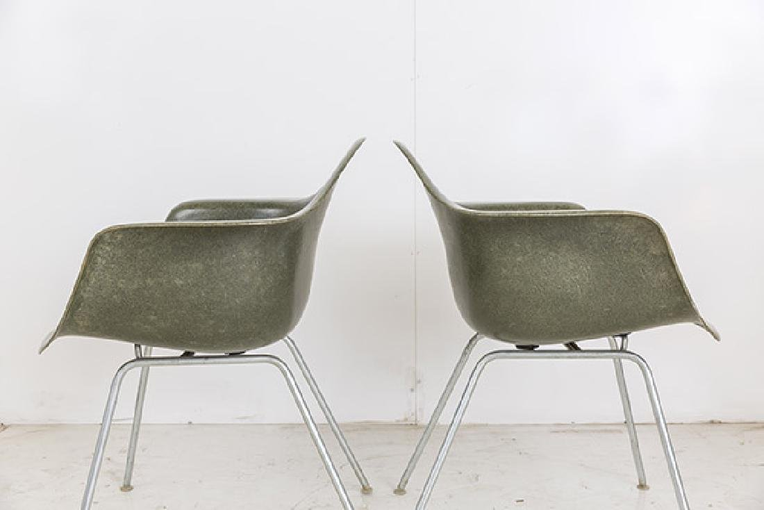 Charles & Ray Eames Armchairs - 4