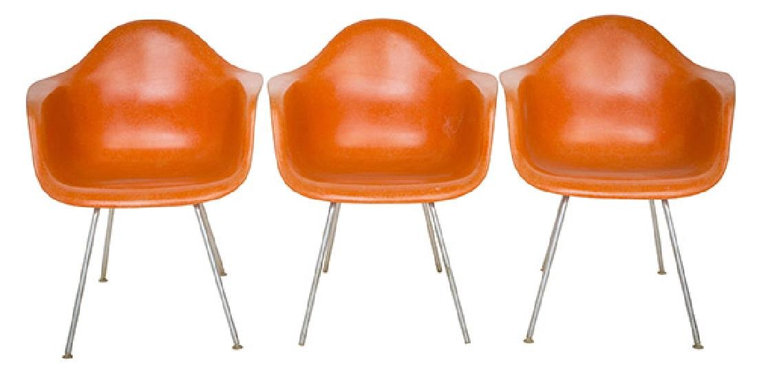 Charles & Ray Eames Armchairs