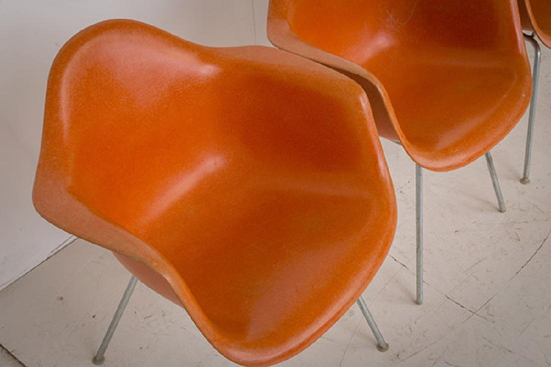 Charles & Ray Eames Armchairs - 2