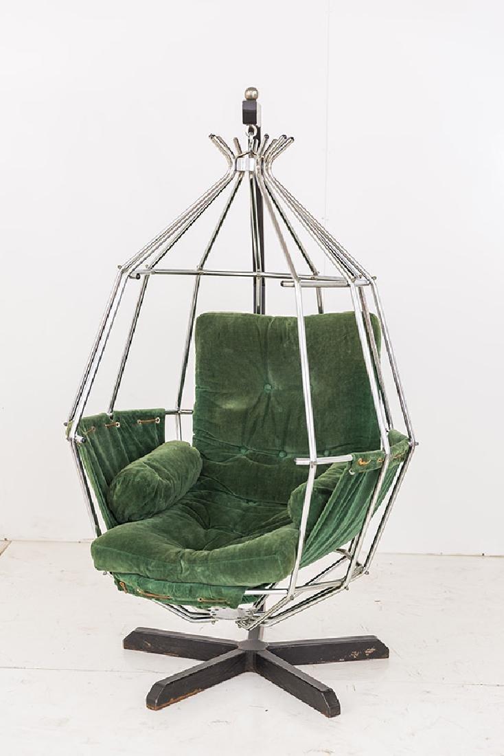 "Ib Arberg ""Birdcage"" Chair - 2"