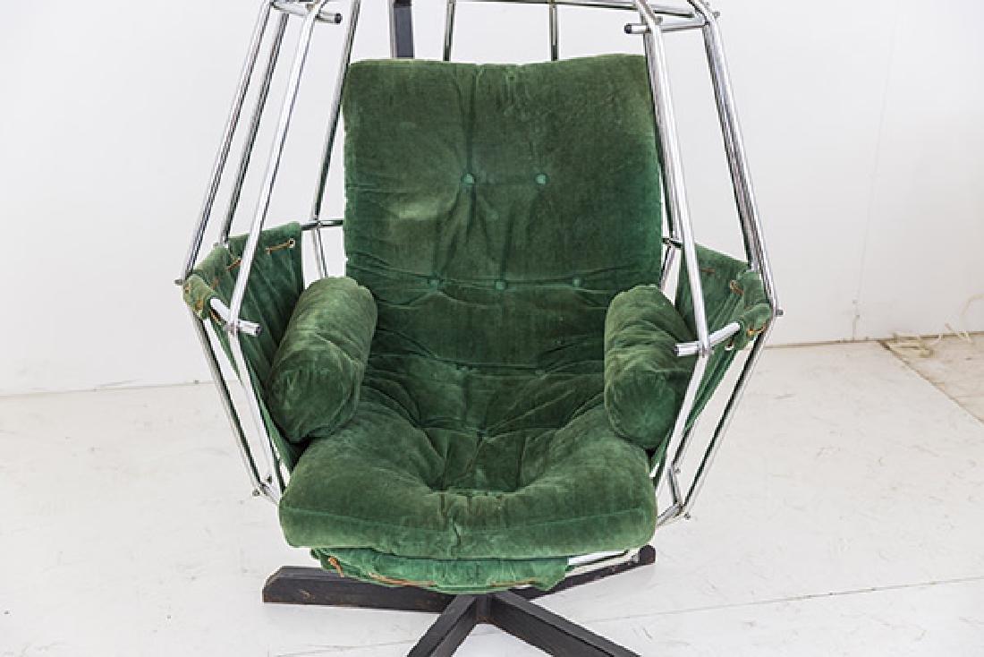 "Ib Arberg ""Birdcage"" Chair - 3"