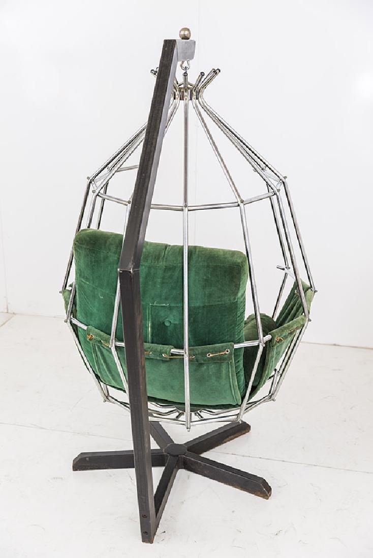 "Ib Arberg ""Birdcage"" Chair - 7"