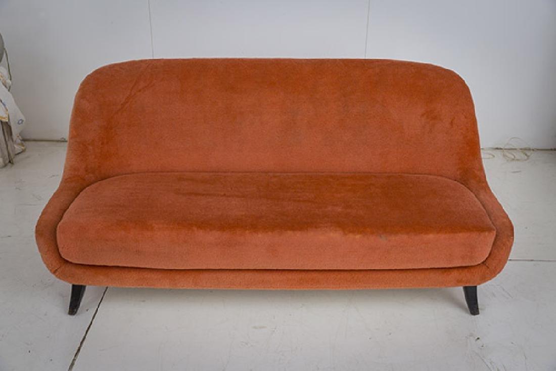 Mid Century Italian Sofa - 2