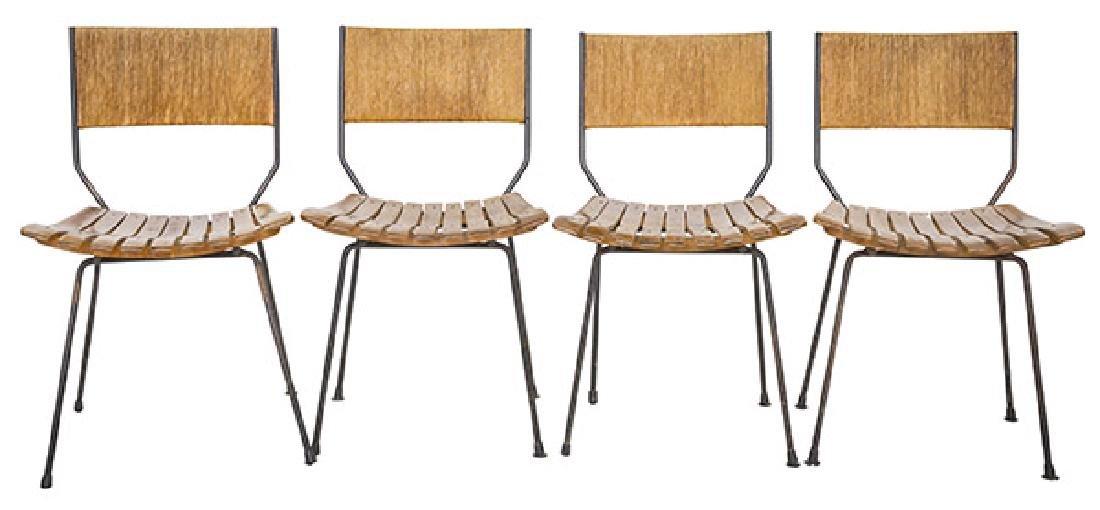 Arthur Umonoff Dining Chairs