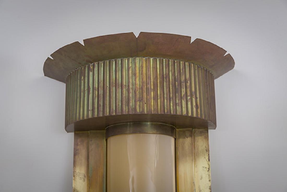 Outstanding Art Deco Sconces - 3