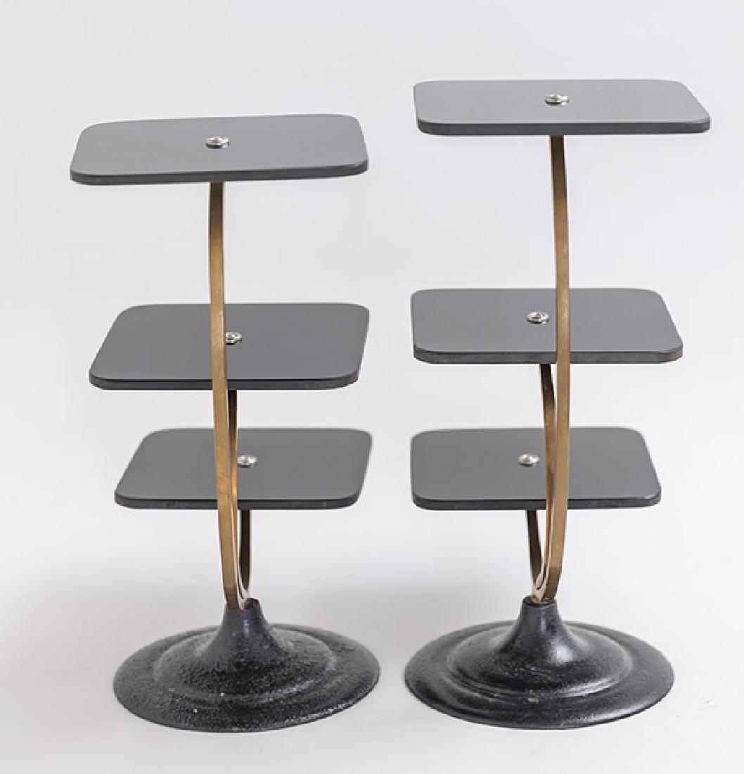 Outstanding Art Deco Display Stands - 9