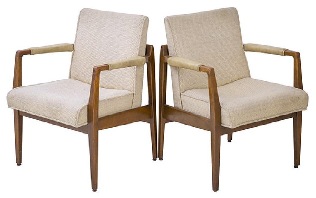 Jen Risom Lounge Chairs