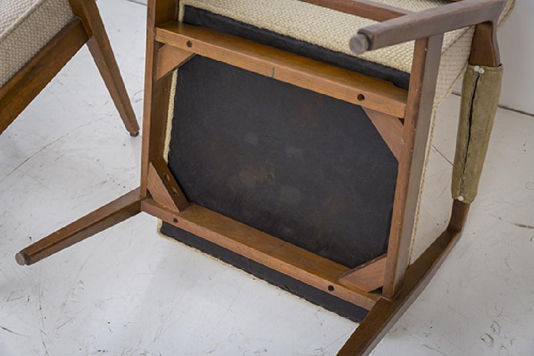 Jen Risom Lounge Chairs - 7