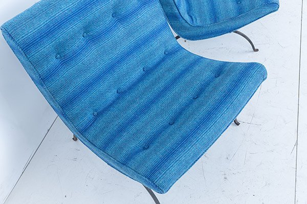 Milo Baughman Scoop Lounge Chairs - 2
