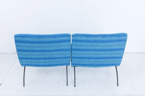 Milo Baughman Scoop Lounge Chairs - 4
