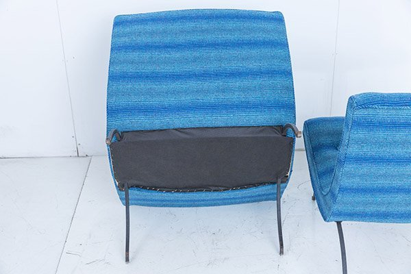 Milo Baughman Scoop Lounge Chairs - 5