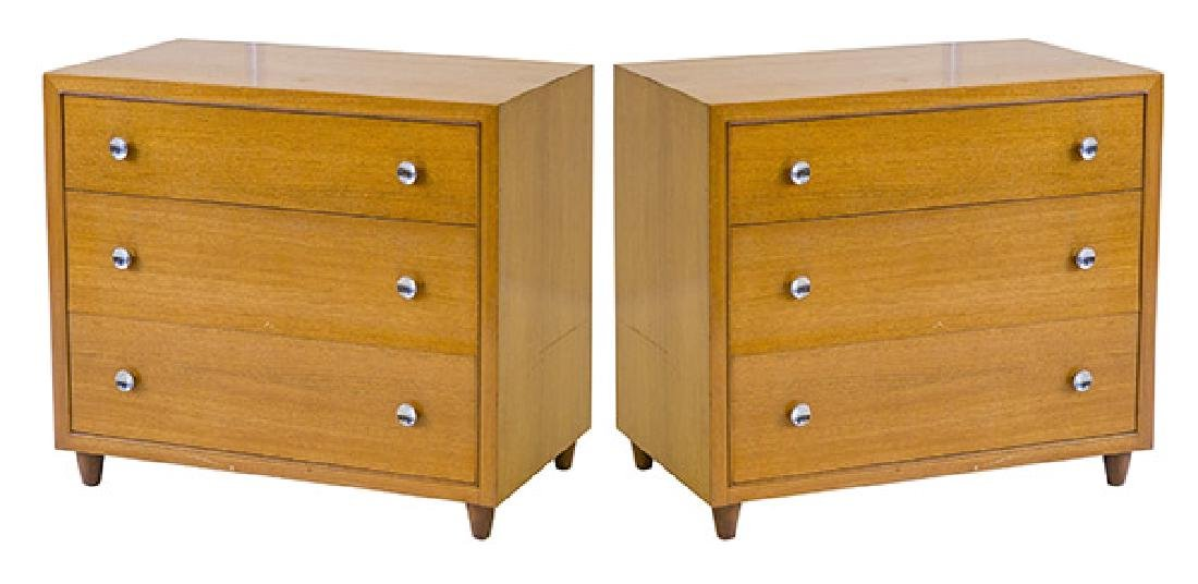 Edward Wormley Bedside Chests