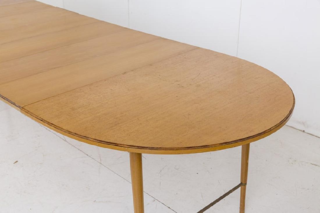"""Paul McCobb """"Connoisseur"""" Group Dining Table - 9"""