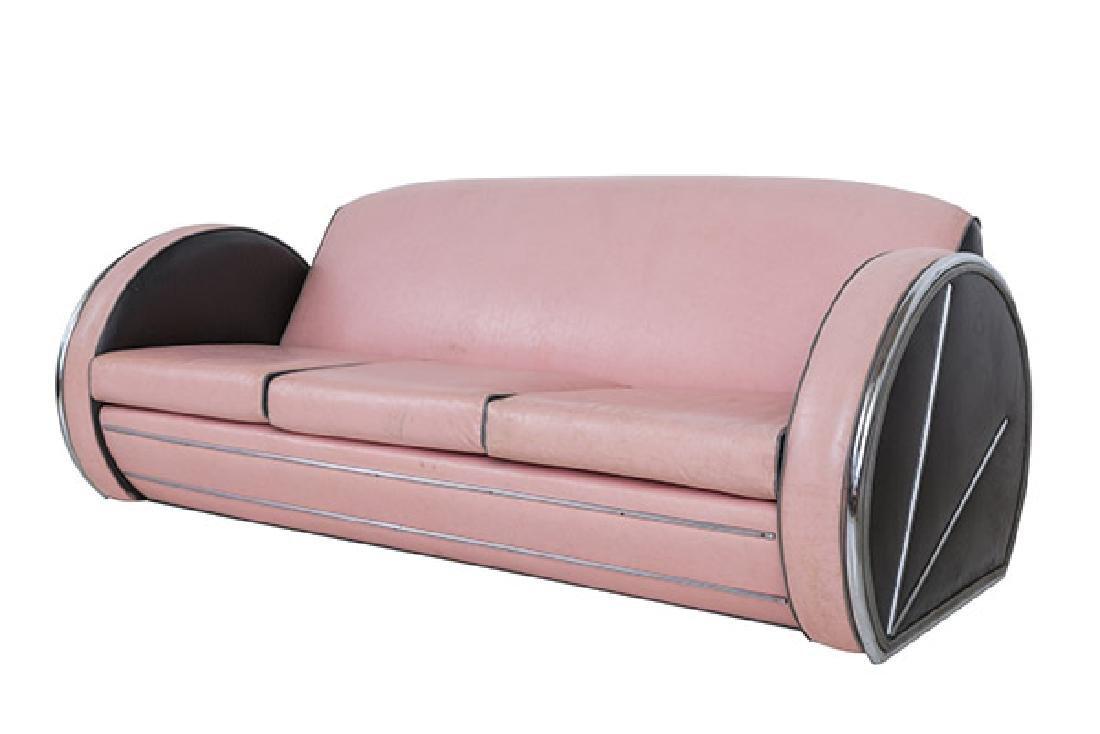 Donald Deskey Sofa