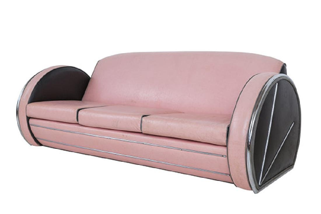 Donald Deskey (Attribution) Sofa