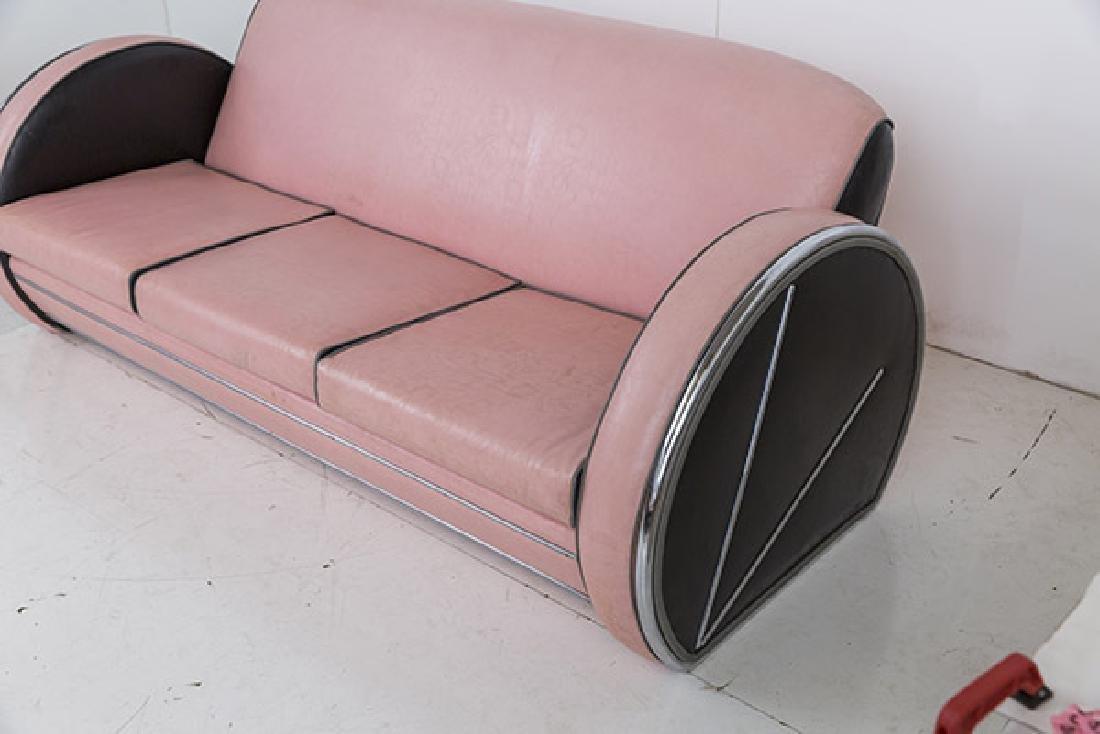 Donald Deskey (Attribution) Sofa - 3