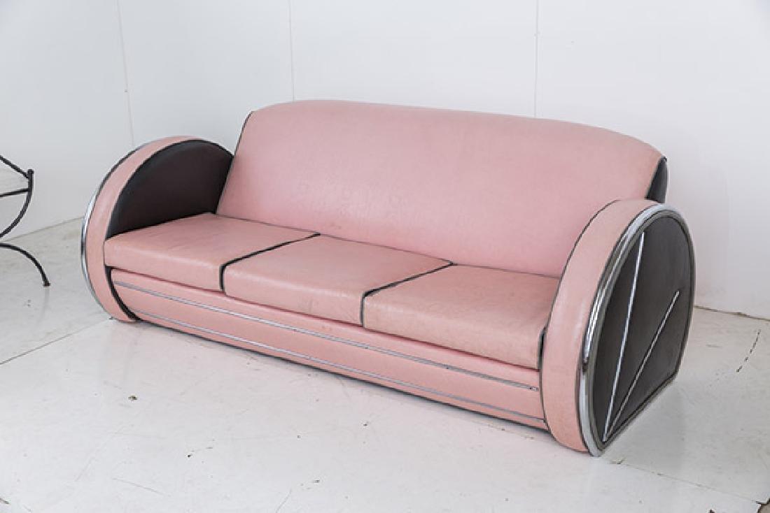 Donald Deskey (Attribution) Sofa - 9