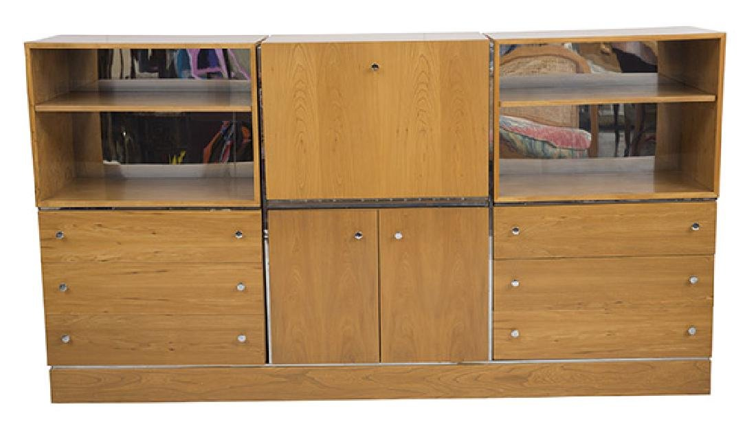 Milo Baughman Wall Unit