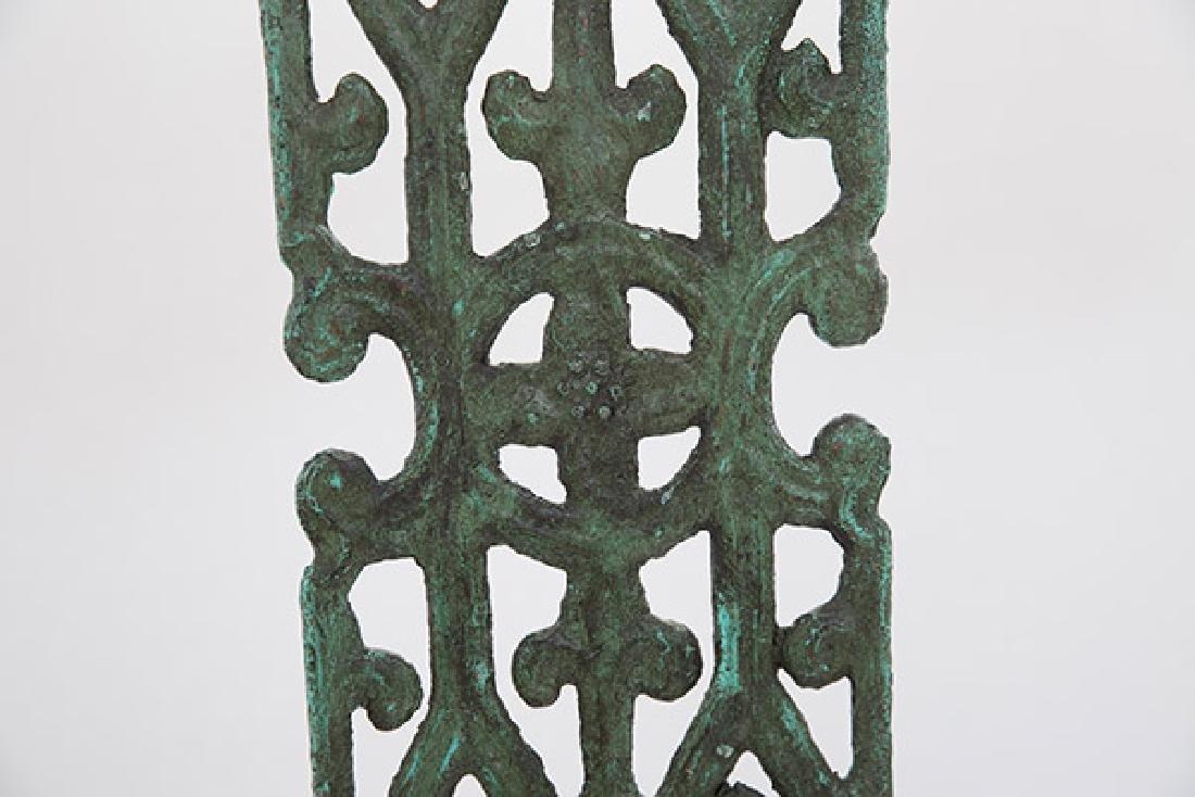 Mid Century Bronze Lamps - 3