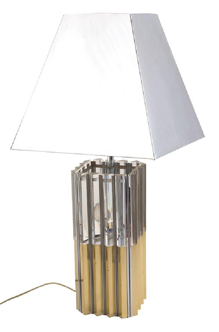 Charles Hollis Jones Table Lamp